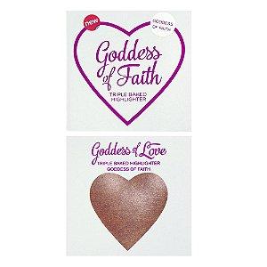 Iluminador Goddess of Faith - I Heart Makeup