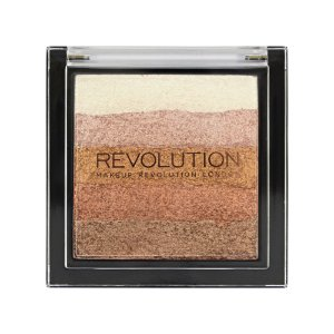 Blush Shimmer Brick Bronze kiss - Revolution