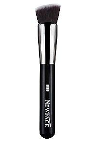 Pincel Kabuki flat angular B98 - New Face