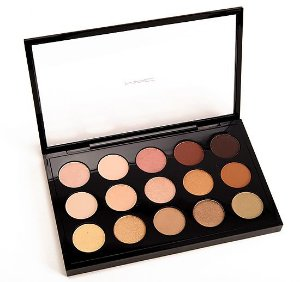Paleta de sombras Warm Neutral - MAC