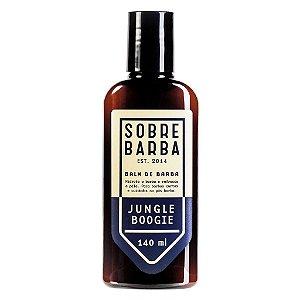 Balm de Barba Jungle Boogie - Sobrebarba