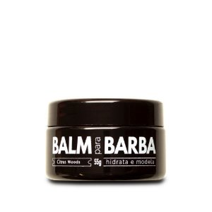 Balm para Barba Citrus Woods - Barba Brava