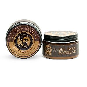 Gel para barbear - Barba de Respeito