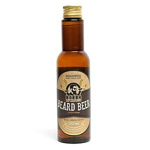 Shampoo Beer Barba e Cabelo - Barba de Respeito