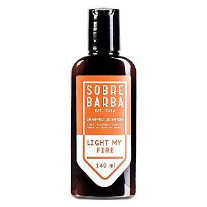 Shampoo de Barba Light my Fire - Sobrebarba
