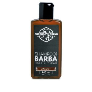 Shampoo para Barba Coffee Blend - Barba Brava