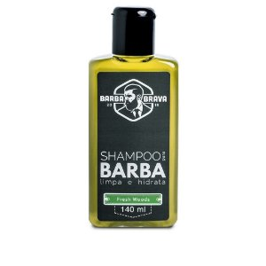Shampoo para Barba Fresh Woods - Barba Brava