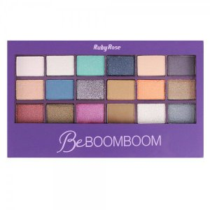 Paleta de sombras Be Boom Boom - Ruby Rose