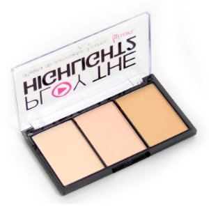 Paleta de Iluminadores Play The Highlight2 - Luisance