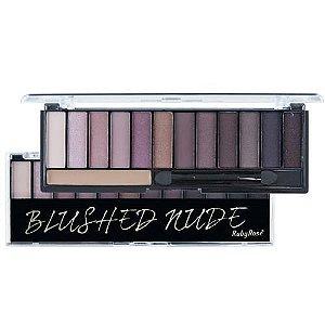 Paleta de sombras Blushed Nude - Ruby Rose