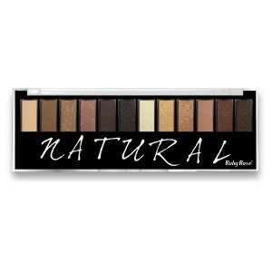 Paleta de sombras Natural - Ruby Rose