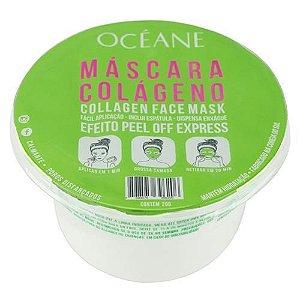 Máscara Facial Colágeno - Oceane