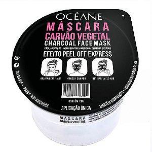 Máscara Facial Carvão - Oceane