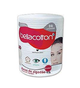 Discos de Algodão 30 uni - Bellacotton