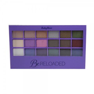 Paleta de sombras Be Reloaded - Ruby Rose