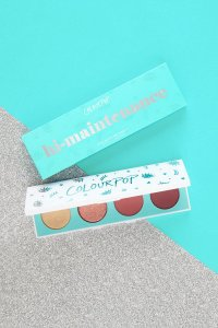 Paleta de sombras Hi-maintenance  - Colourpop