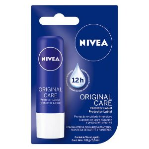 Protetor labial Original Care - Nivea