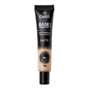 Base líquida Ultra Cobertura efeito Matte - Dailus