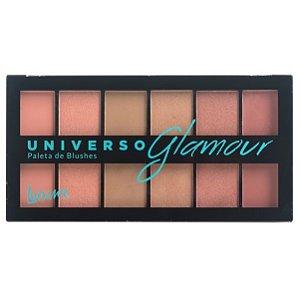 Paleta de blush Universo Glamour - Luisance