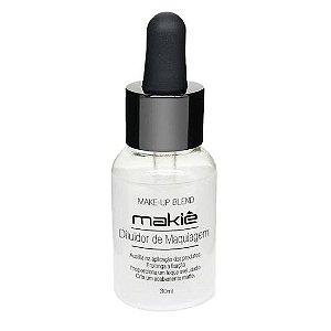 Diluidor de maquiagens Make Up Blend - Makie