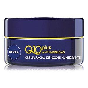 Creme Facial Noite Q10 Antissinais - Nivea