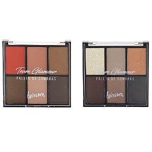 Paleta de sombras Team Glamour - Luisance