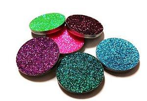 Pigmento Prensado Refil 2,5g - MBA Cosmetics