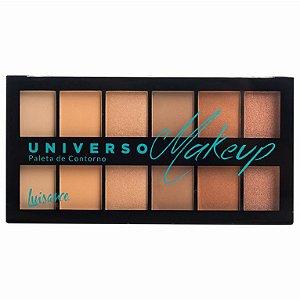 Paleta de Contorno Universo Makeup - Luisance
