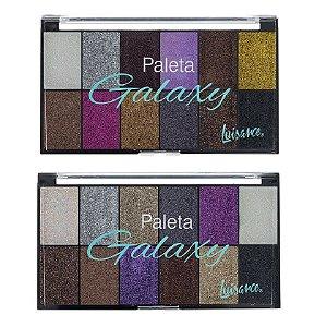 Paleta de sombras Galaxy - Luisance
