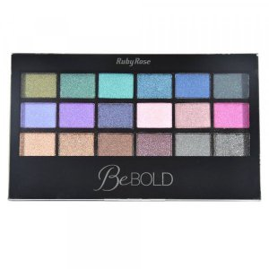 Paleta de sombras Be Bold - Ruby Rose