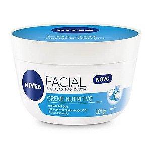 Creme facial Nutritivo - Nivea