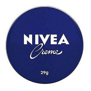 Creme hidratante lata 29g - Nivea