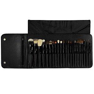 Kit 22 Pincéis profissionais - Day Makeup