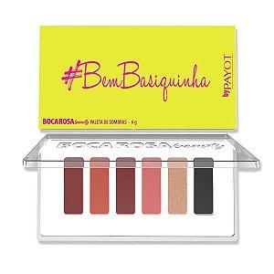 Paleta De Sombras #BemBasiquinha - Boca Rosa Beauty