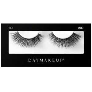 Cílios postiços 3D #09 - Day Makeup