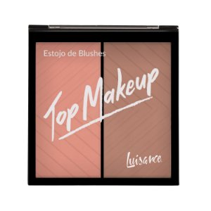Paleta de Blushes Top Makeup - Luisance