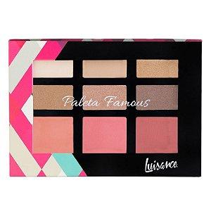 Paleta de Blush Famous - Luisance