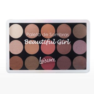 Paleta de sombras Beautiful Girl - Luisance