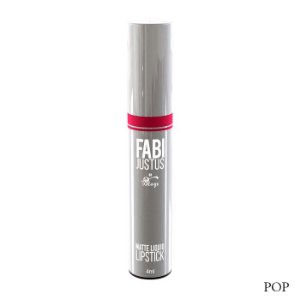 Batom líquido matte cor POP - Fabi Justus