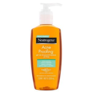 Gel de Limpeza facial Acne Proofing - Neutrogena