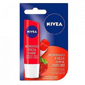 Protetor labial Morango Fresa Shine - Nivea