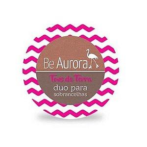 Duo de Sobrancelhas Tons da Terra - Be Aurora