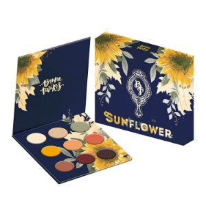 Paleta de Sombras  BT Sunflower - Bruna Tavares