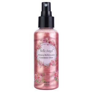 Bruma Refrescante Luminous Glow Rose - Belle Angel