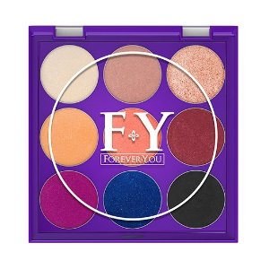 Paleta de sombras #Crush 01 - Forever You
