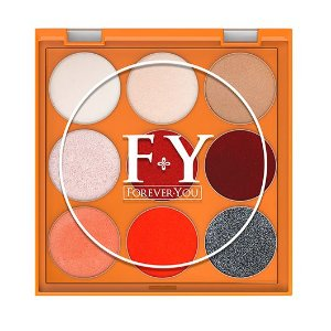 Paleta de sombras #Crush 02 - Forever You