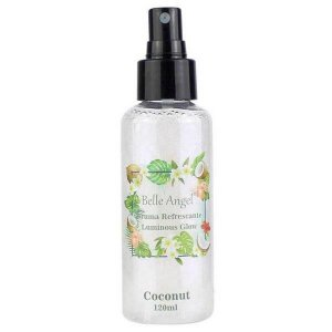 Bruma Refrescante Luminous Glow Coconut - Belle Angel