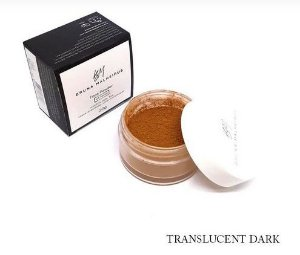 PROMO/ Pó solto facial Cor Translucent Dark - Bruna Malheiros