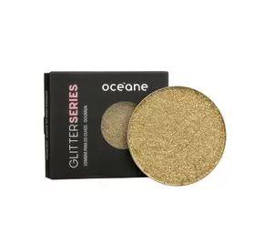 PROMO/ Glitter prensado Series cor DOURADA - Oceane