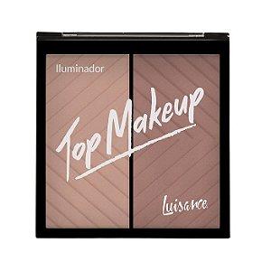 Paleta de iluminador Top Makeup - Luisance